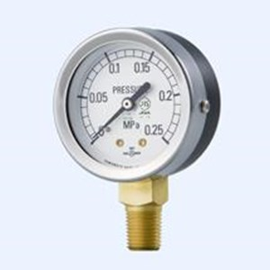small pressure gauge yamamoto