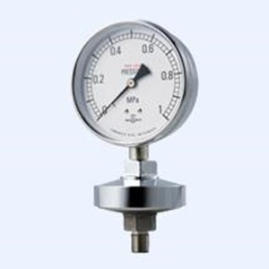 diaphragm-seals pressure gauge yamamoto