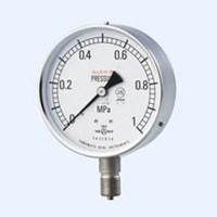 All stainless steel pressure gauge yamamoto 1