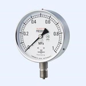 All stainless steel pressure gauge yamamoto