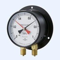 Duplex pressure gauge merk yamamoto 1