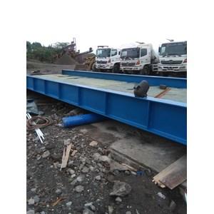 Dari Timbangan Jembatan  5
