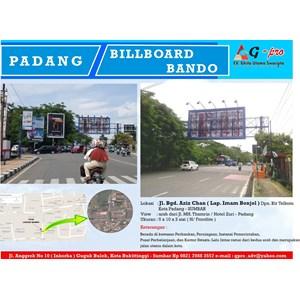 Billboard Sumatera By CV. Ghita Utama Swacipta ( G-Pro)