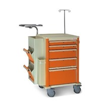 EMERGENCY CART EC500P