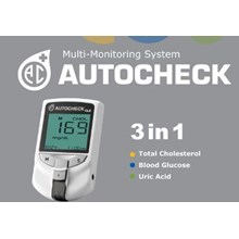 3 in 1 - Autocheck Multi Monitoring System