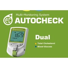 Dual - Autocheck Multi Monitoring System
