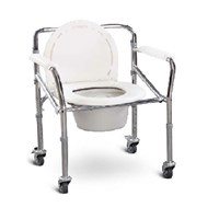 Jual COMMODE CHAIR FS696+CASTOR GEA