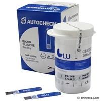 Jual Autocheck Blood Glucose-Test Strip '25 Pcs