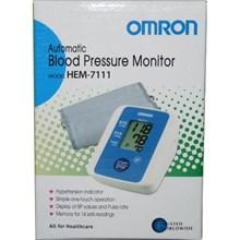 TENSI METER DIGITAL OMRON HEM 7111