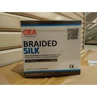 SILK BRAINDED GEA