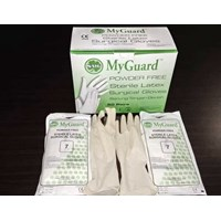 SARUNG TANGAN STERIL -GLOVE STERILE MY GUARD FP