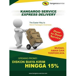 Kangaroo Service Express Delivery By Kangaroo Ausindo