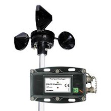 Anemometer Speed Data Logger