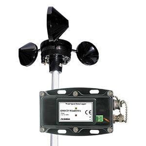 Anemometer Speed Data Logger
