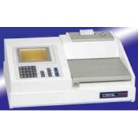 CE 2031 Visible spectrophotometer with integral printer