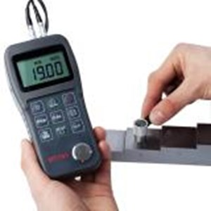 Alat ukur ketebalan - Multi-Function Ultrasonic Through Coating Thickness Gauge Mt190