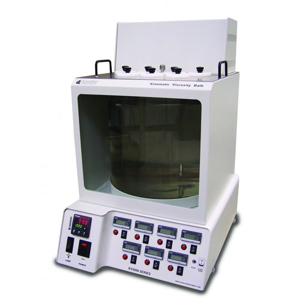 HKV3000 High Temperature Kinematic Viscosity Bath with Integrated Digital Timing Alat Laboratorium Umum