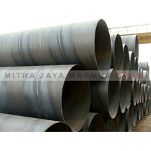 Spiral Iron Pipe