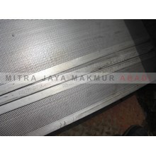 Plat Perforated / Plat Berlubang