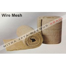 Rockwool (Wire Mesh)