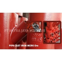 FITTING PIPA CAST IRON
