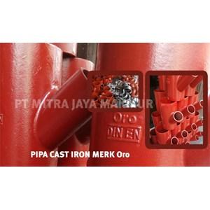 FITTING PIPA CAST IRON