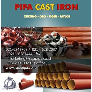 Fitting cast iron