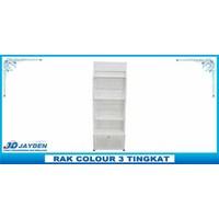 Rak Colour 3 Tingkat Jayden 1