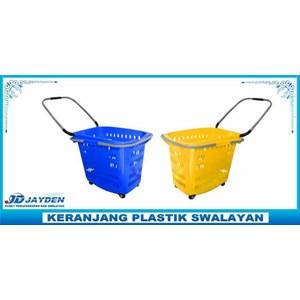 Keranjang Plastik Swalayan Jayden