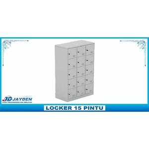 Locker 15 Pintu Swalayan Jayden