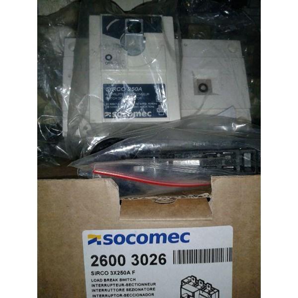 LBS 3x250A Socomec