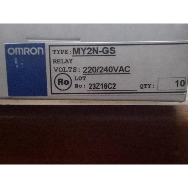 Relay omron MY2N-GS