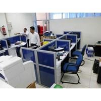 Meja Sekat Kantor By Kembangdjati Furniture Semarang