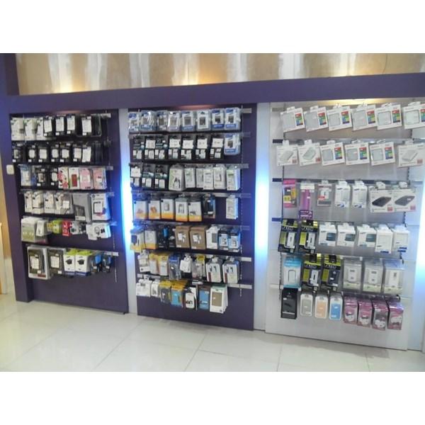Storefront Display Interior Bookstore Office Equipment Semarang