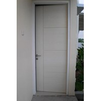 Produksi Pintu Perkantoran Bahan Multiplek + Furniture Semarang By Kembangdjati Furniture Semarang