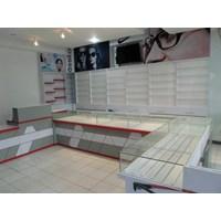 Kontraktor Vendor Furniture Interior Toko Tempat Usaha By Kembangdjati Furniture Semarang