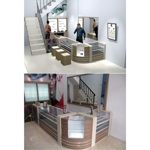 Desain Interior Furniture Toko  By Kembangdjati Furniture Semarang