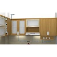Desain Interior Kitchen Set By Kembangdjati Furniture Semarang