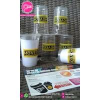 Cup Gelas Plastik Kemasan  1