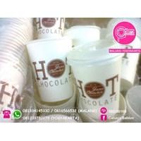 Sablon Paper Cup Hot  1
