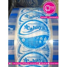 Sablon Lid Sealer 2 warna dan gradasi