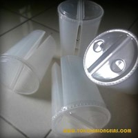 Gelas Plastik ( Twin Glass) 1