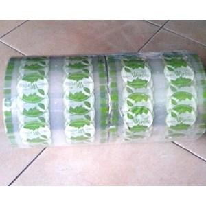 Sablon Plastik Sealer 2 line 2 warna