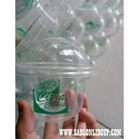 Sablon Cup atau Gelas Plastik 7 oz 1