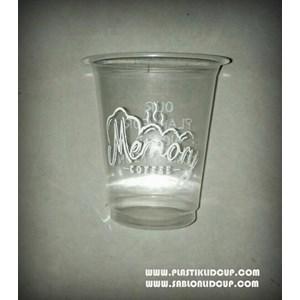 Sablon Gelas Plastik 12 oz 7 gram