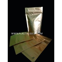 Jual Aluminium foil ( Standing Pouch )