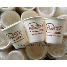 Sablon Paper Cup Hot 7 oz ( Gelas Kopi )
