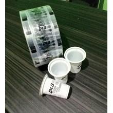 Sablon Plastik Sealer dan Sablon cup 170 ml