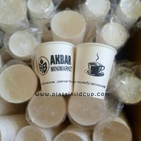 Sablon Paper Cup Hot 9oz