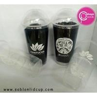 Sablon Gelas Plastik 22 oz ( Gelas Thai Tea )